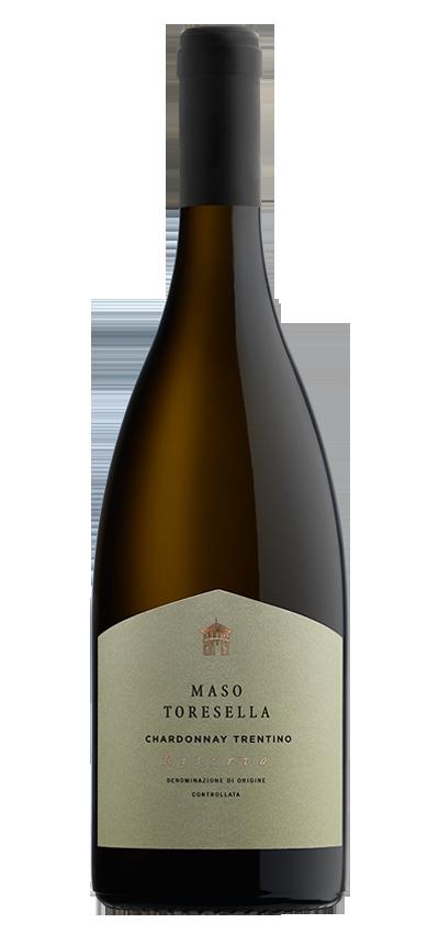 Vino Trentino DOC Chardonnay Maso Toresella 2014 Cavit