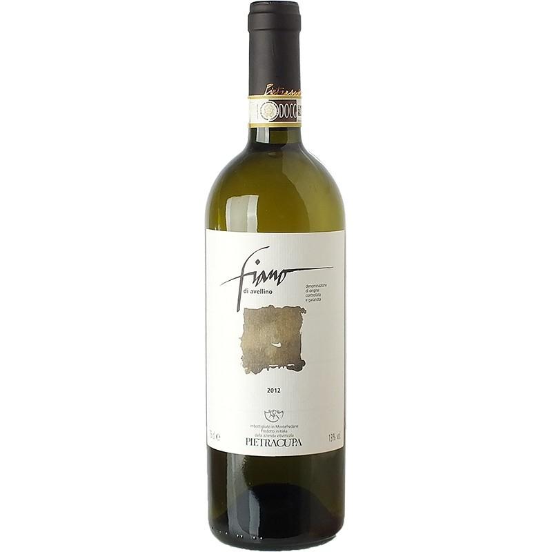 Vino Fiano di Avellino DOCG 2010 Pietracupa di Sabino Loffredo
